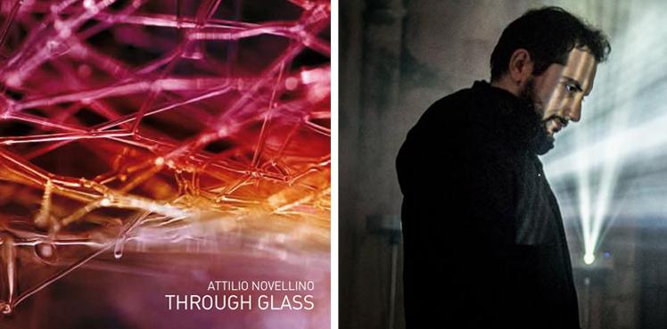 attilio novellino through glass