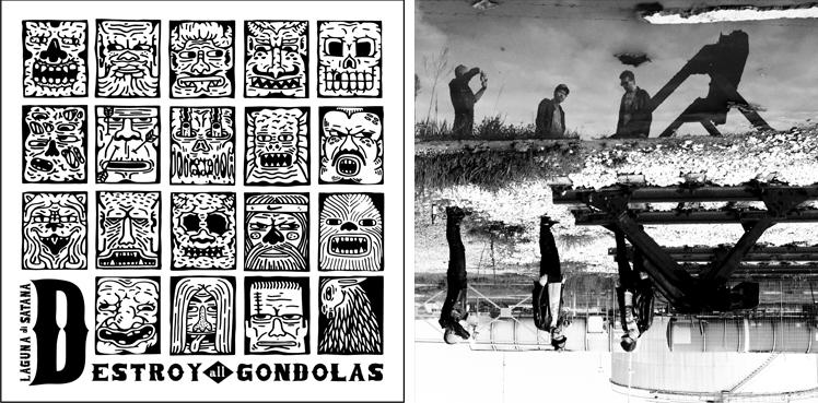 destroy al gondolas - laguna di saana