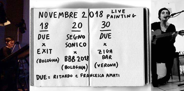 ritardo + amati live news