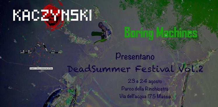 dead summer festival 2