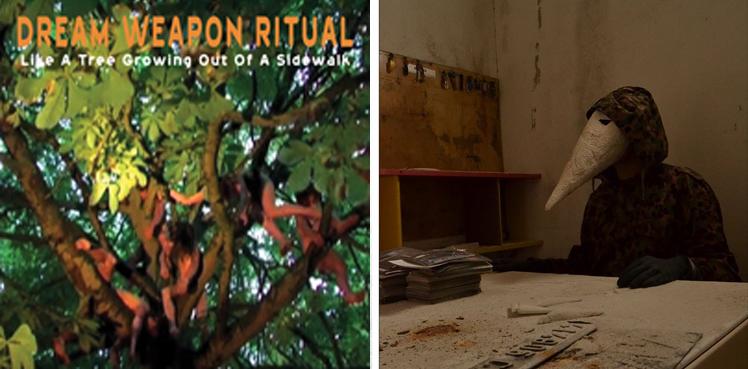 dream weapon ritual like a tree