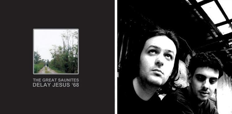 great saunites delay jesus