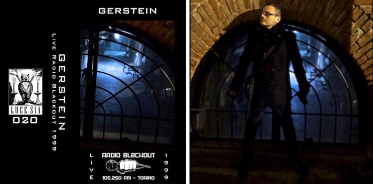 gerstein - live radio black out