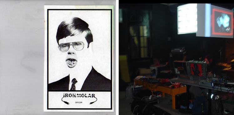 iron molar - DYICDR