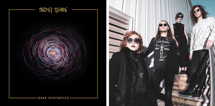 secret shame - dark synthetics